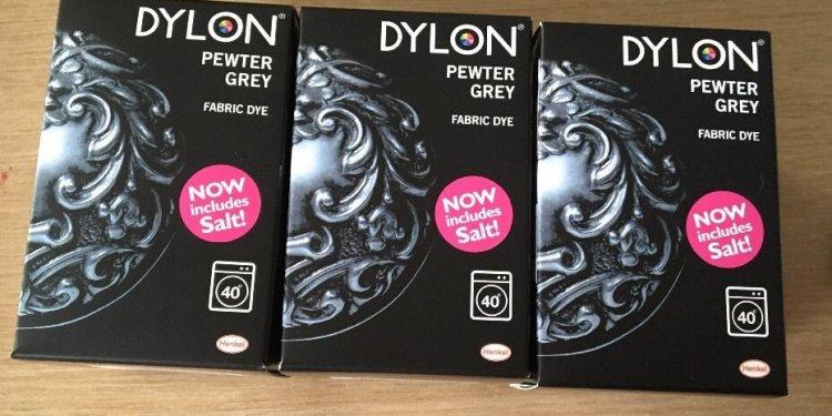 3 X Dylon Machine Use Fabric
