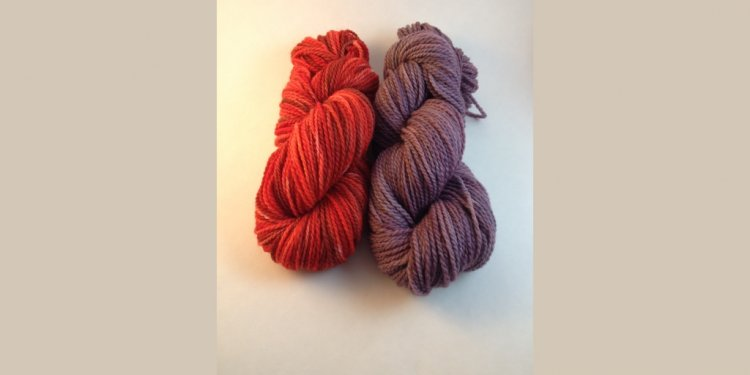 Color Me Happy: Starting yarn