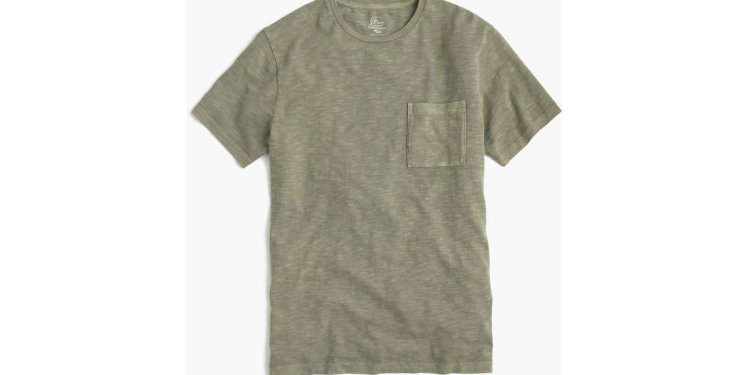 Garment Dyed T Shirts