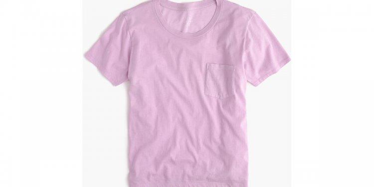 J.crew Garment-dyed Pocket
