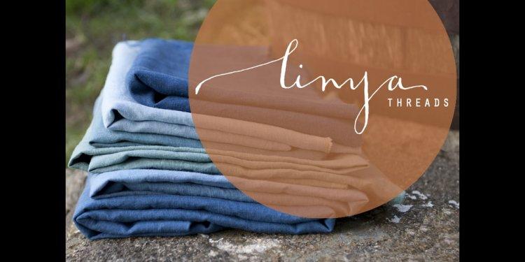Linya Threads: Dyeing Fabrics