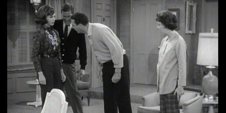 Mary Tyler Moore, Dick Van Dyke, Jerry Paris, Ann Morgan Guilbert, The Dick Van Dyke Show, Empress Carlottas...