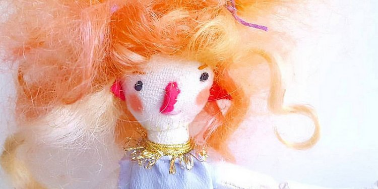 #softsculpture #marionette # puppet #handmade another marionette today! Filled with rice and corn fiber...