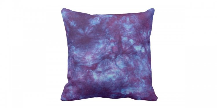 Purple Spirit Tie Dye MoJo
