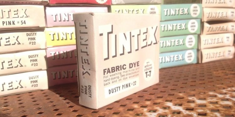 Vintage TINTEX Clothes