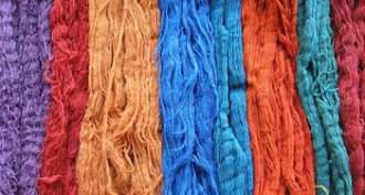 examples of natural dye