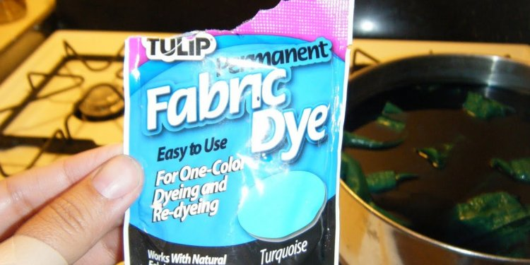 Tulip fabric dye instructions