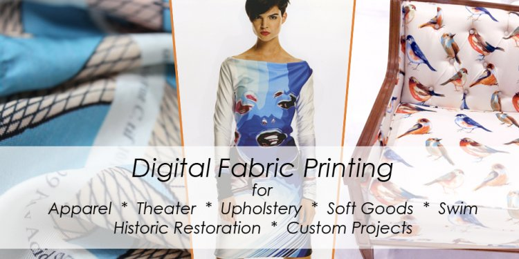 Textile printing company