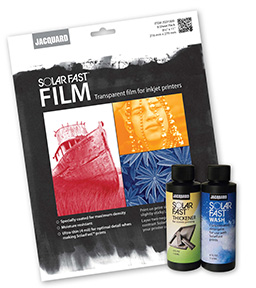 SolarFast Film, Thickener and Wash