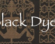 Natural black dyes