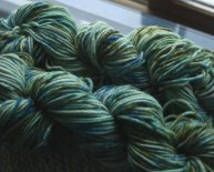 Yarn dyeing techniques